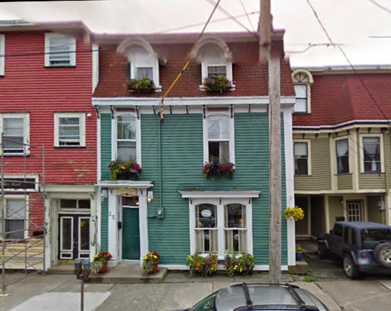 Cantwell House Bed & Breakfast | lodging | 25 Queens Rd, St. Johns, NL A1C 2A4, Canada | 7097548439 OR +1 709-754-8439