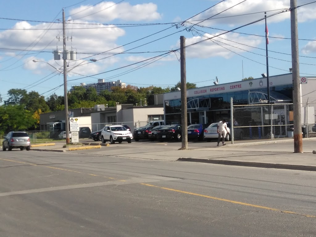 Collision Reporting Centre   police   113 Toryork Dr, North York, ON M9L 1X9, Canada   4167451600 OR +1 416-745-1600