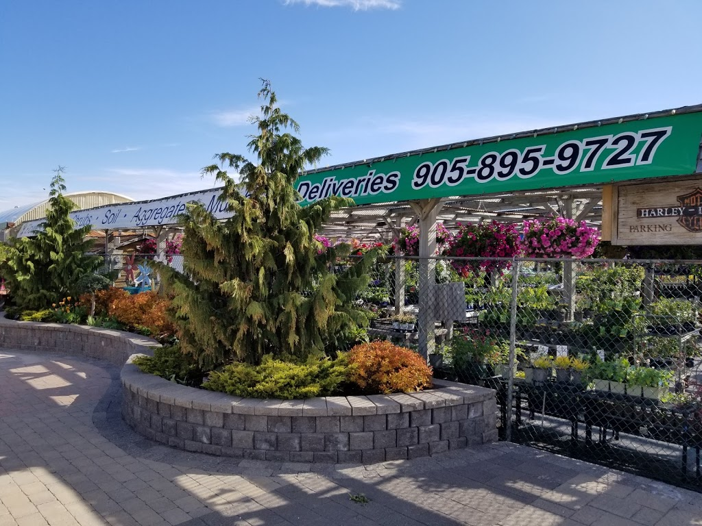 New Roots Garden Centre | store | 17235 Yonge St, Newmarket, ON L3Y 5L8, Canada | 9058959727 OR +1 905-895-9727