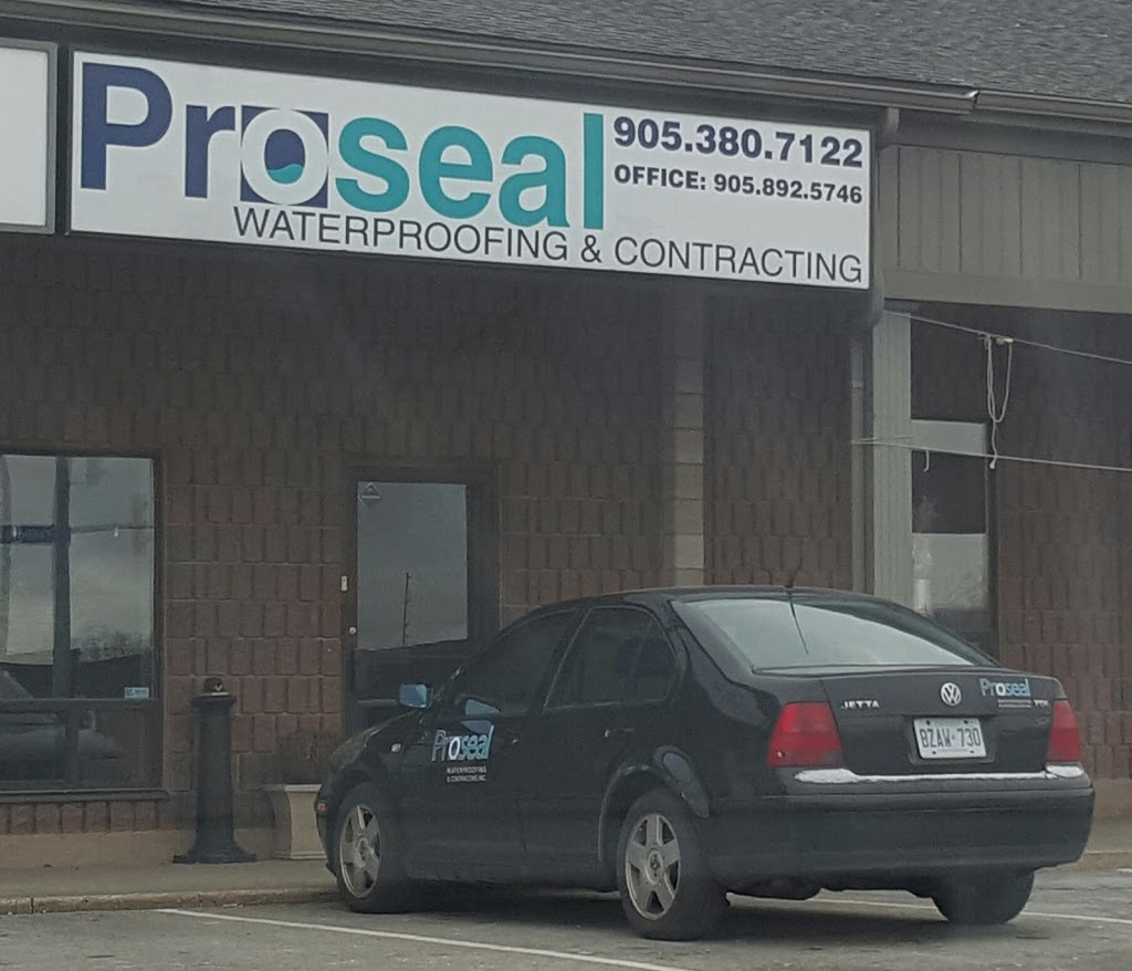 Proseal Waterproofing & Contracting Inc. | point of interest | 2601 RR 20 #4, Fonthill, ON L0S 1E6, Canada | 9053807122 OR +1 905-380-7122