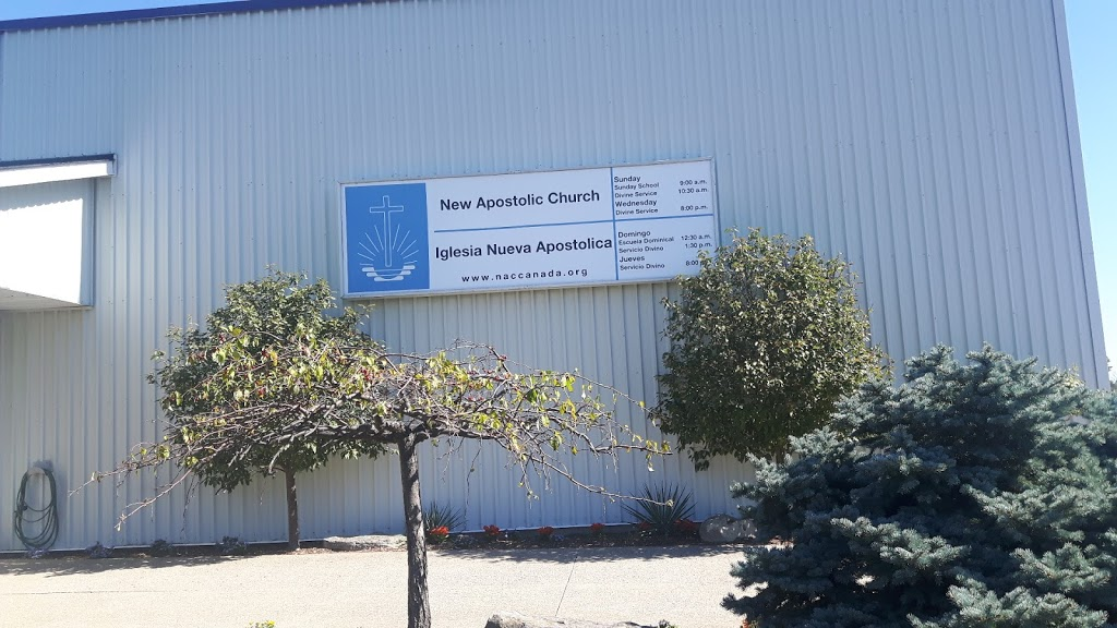 New Apostolic Church Niagara | church | 3400 Schmon Pkwy, Thorold, ON L2V 4Y6, Canada