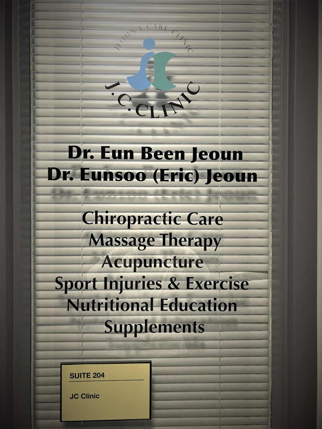 JC Clinic - Health | 20 De Boers Dr #204, North York, ON M3J