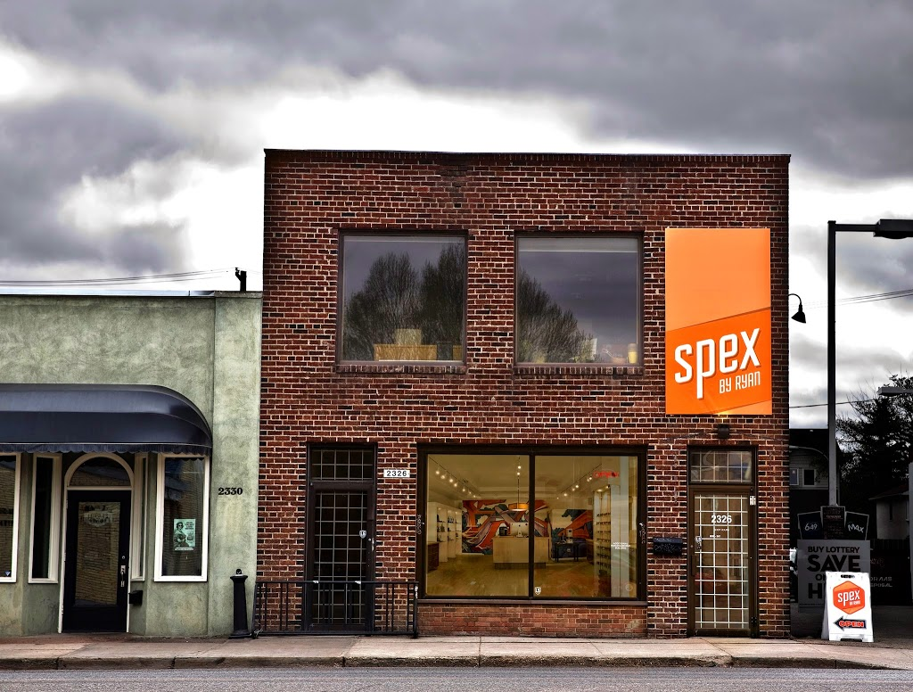 SPEX By Ryan   health   2326 Albert St, Regina, SK S4P 2V7, Canada   3065847739 OR +1 306-584-7739