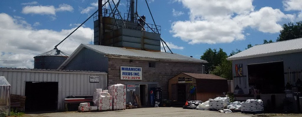 Miramichi Feeds Inc | store | Dan Cripps St, Miramichi, NB E1N 3A5, Canada | 5067733070 OR +1 506-773-3070