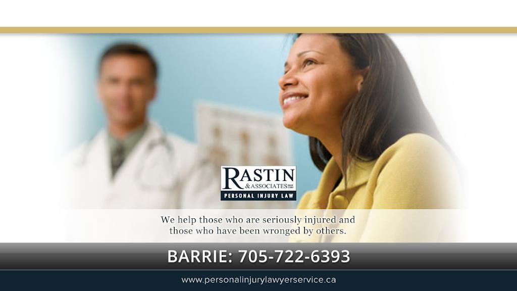 Rastin Law | lawyer | 128 Wellington St W #210, Barrie, ON L4N 8J6, Canada | 7057226393 OR +1 705-722-6393