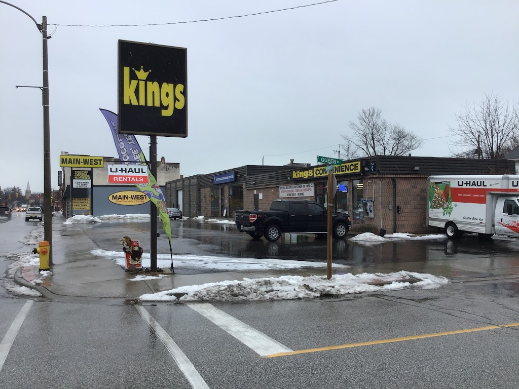 Kings Convenience | convenience store | 47 Main St W, Kingsville, ON N9Y 1H2, Canada | 5197338855 OR +1 519-733-8855
