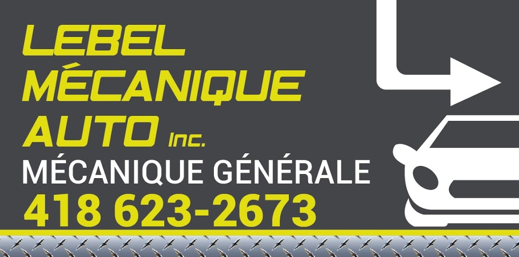 Lebel Mécanique Auto Inc. | car repair | 360 Rue Joly, Québec, QC G1L 1P1, Canada | 4186232673 OR +1 418-623-2673