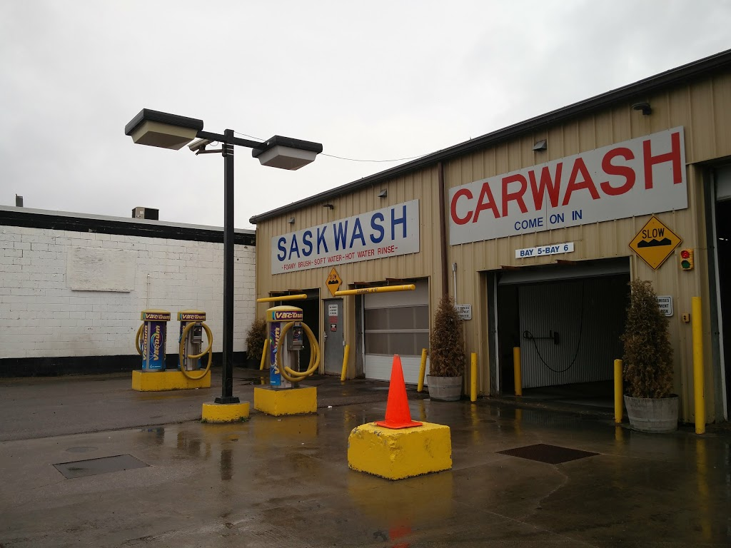 Saskwash Carwash | car wash | 3405 Saskatchewan Dr, Regina, SK S4T 1H7, Canada | 3069248733 OR +1 306-924-8733