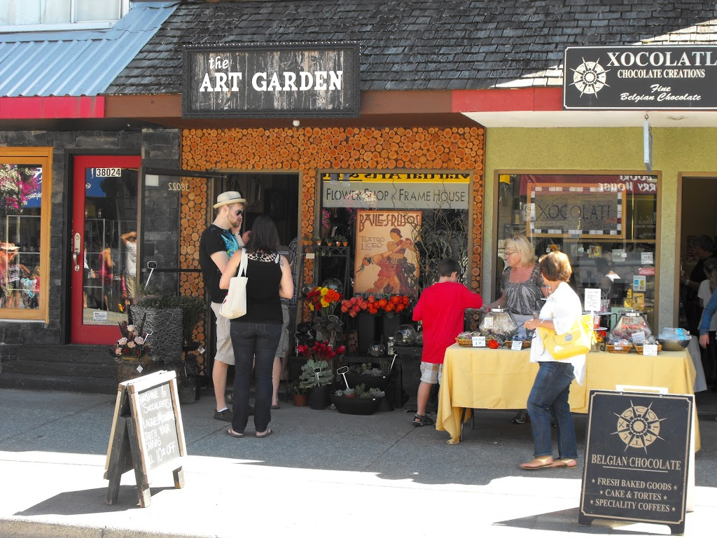 The Art Garden | art gallery | 38022 Cleveland Ave, Squamish, BC V8B 0B7, Canada | 6048923822 OR +1 604-892-3822