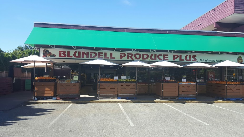 Blundell Produce Plus | store | 4771 Blundell Rd, Richmond, BC V7C 1H2, Canada | 7782972149 OR +1 778-297-2149