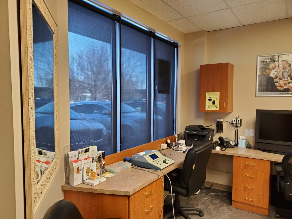 Helix Hearing Care | doctor | 320 Main St, Winkler, MB R6W 4A5, Canada | 2048195137 OR +1 204-819-5137