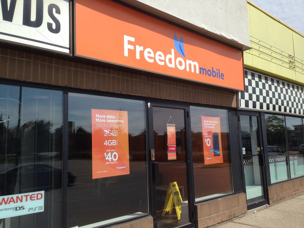 Freedom Mobile | store | 370 Highland Rd W, Kitchener, ON N2M 5J9, Canada | 5192088879 OR +1 519-208-8879
