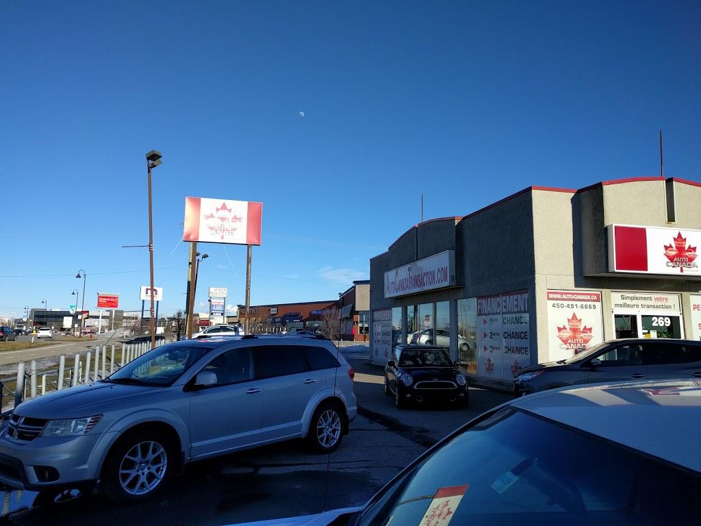 Auto Canada Transaction | car dealer | 4075 Montée Gagnon, Terrebonne, QC J6Y 0G7, Canada | 4504916669 OR +1 450-491-6669