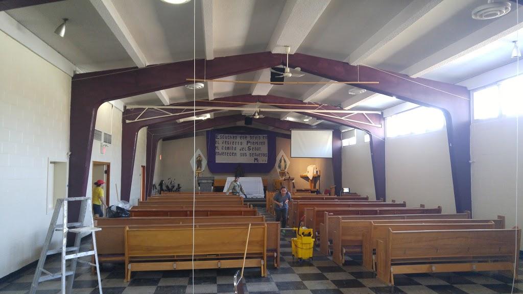 Parroquia Nuestra Señora De La Asuncion | church | 29 Des Meurons St, Winnipeg, MB R2M 2X7, Canada | 2042376097 OR +1 204-237-6097