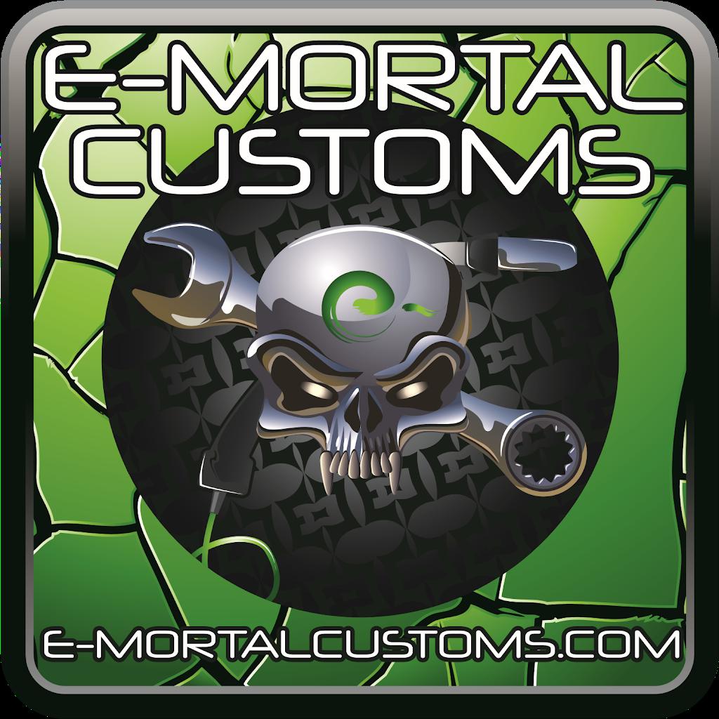 E-mortal Customs | car repair | 2808 Ogden Rd SE, Calgary, AB T2G 4R7, Canada | 4032656669 OR +1 403-265-6669