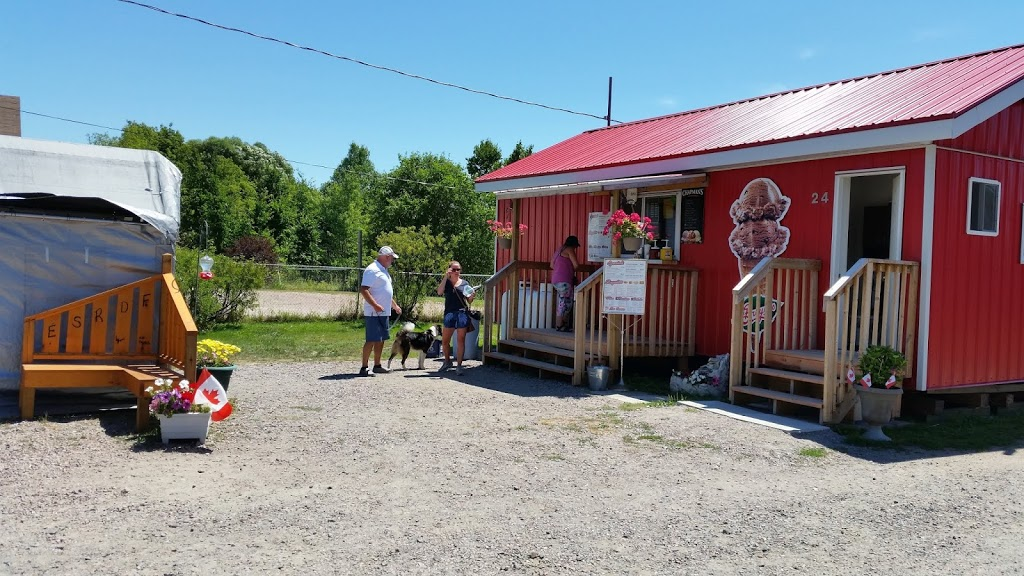 The Voyageur Chipstand | restaurant | 24 Notre Dame St E, Noëlville, ON P0M 2N0, Canada | 7058987888 OR +1 705-898-7888