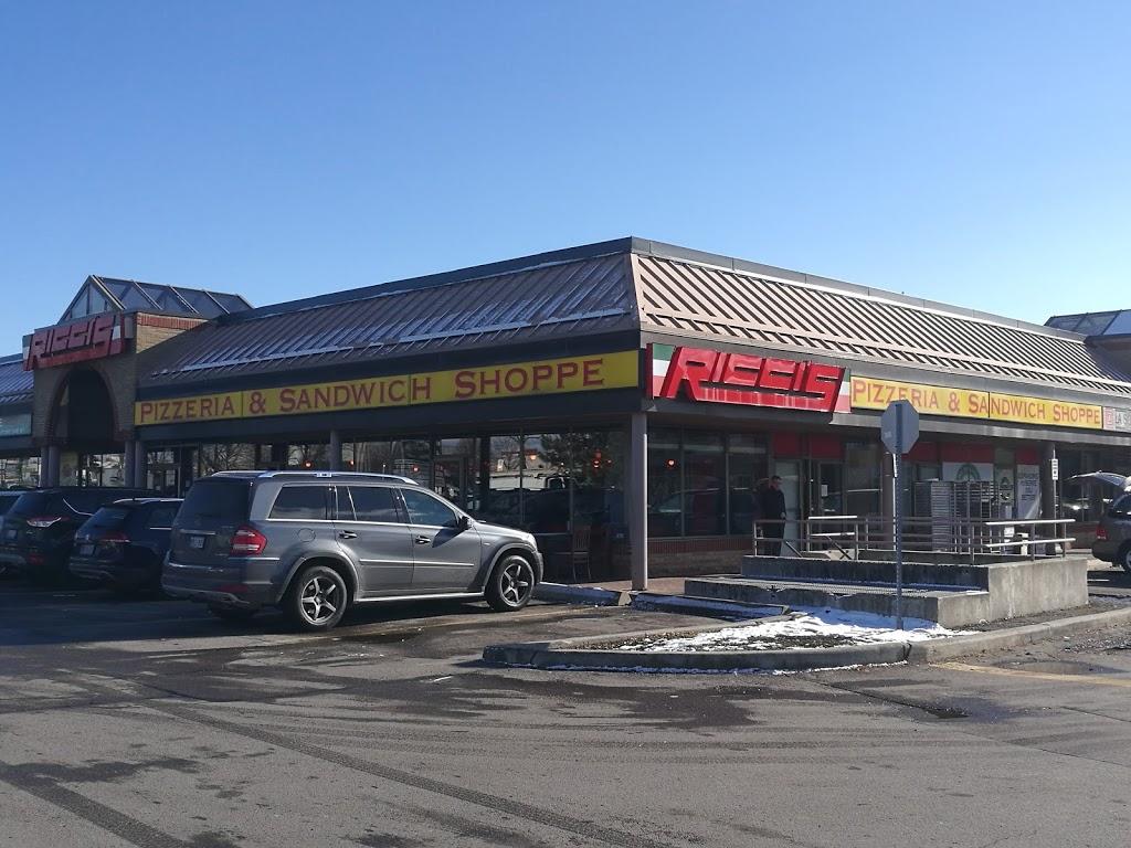 Riccis Pizzeria & Sandwich Shoppe | restaurant | 8401 Weston Rd, Woodbridge, ON L4L 1A6, Canada | 9058508325 OR +1 905-850-8325