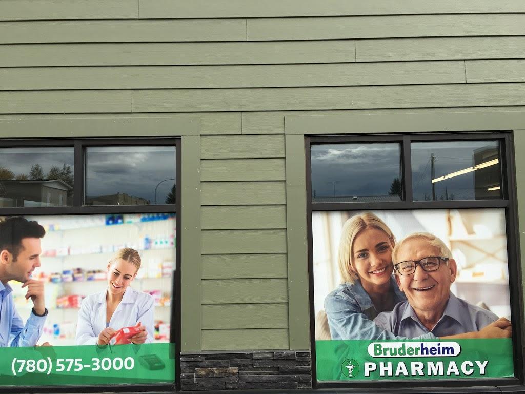 Bruderheim Pharmacy   health   4901 Queen St, Bruderheim, AB T0B 0S0, Canada   7805753000 OR +1 780-575-3000