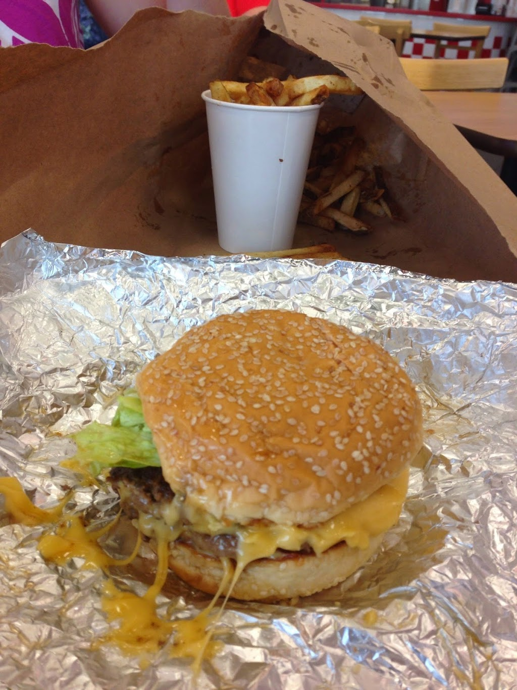 Five Guys | meal takeaway | 575 Laval Dr, Oshawa, ON L1J 0B5, Canada | 9057288803 OR +1 905-728-8803