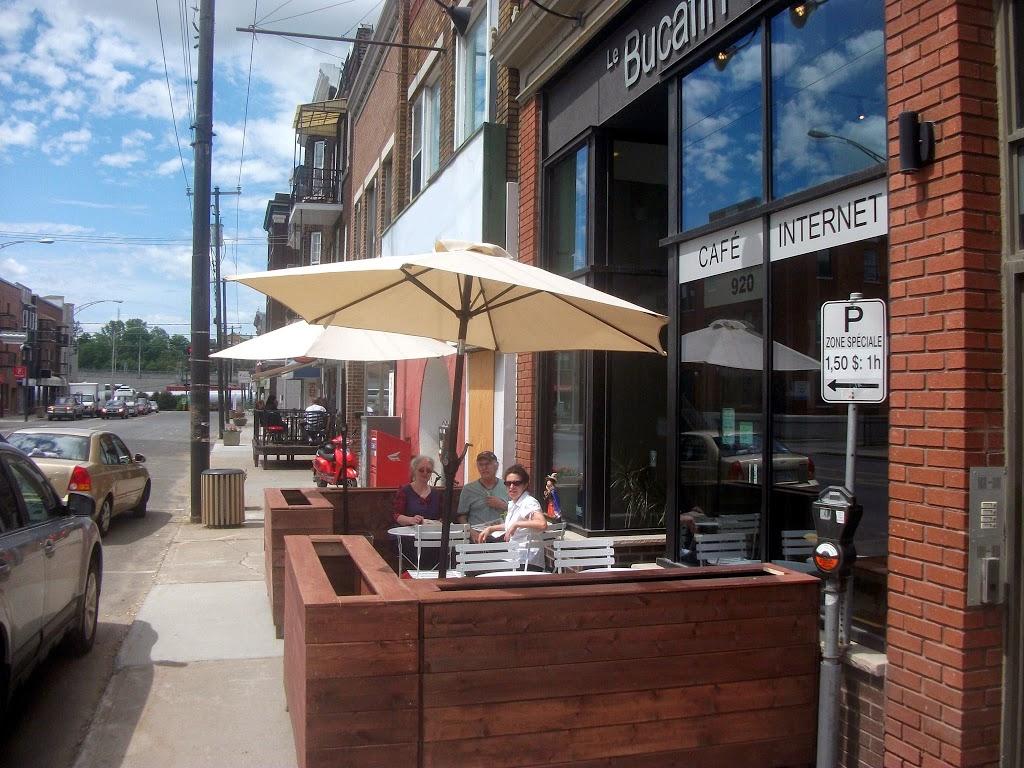 Le Bucafin - Café & Buanderie | cafe | 920 Bd du St Maurice, Trois-Rivières, QC G9A 3P9, Canada | 8193762122 OR +1 819-376-2122