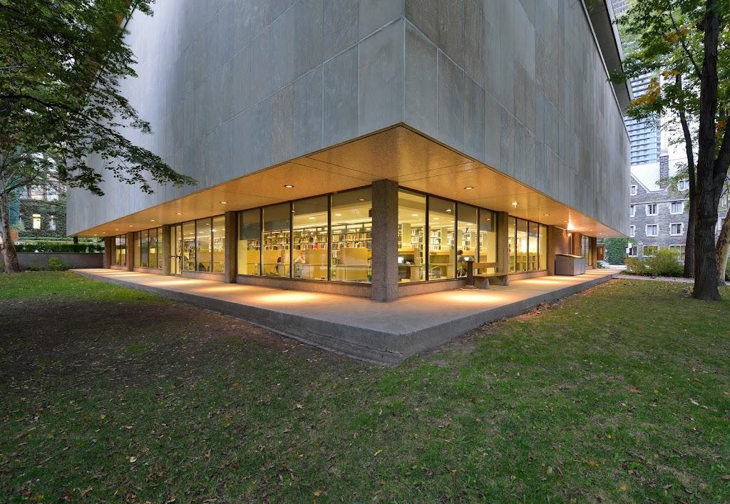 E.J. Pratt Library | library | 71 Queens Park Cres E, Toronto, ON M5S 1K7, Canada | 4165854470 OR +1 416-585-4470