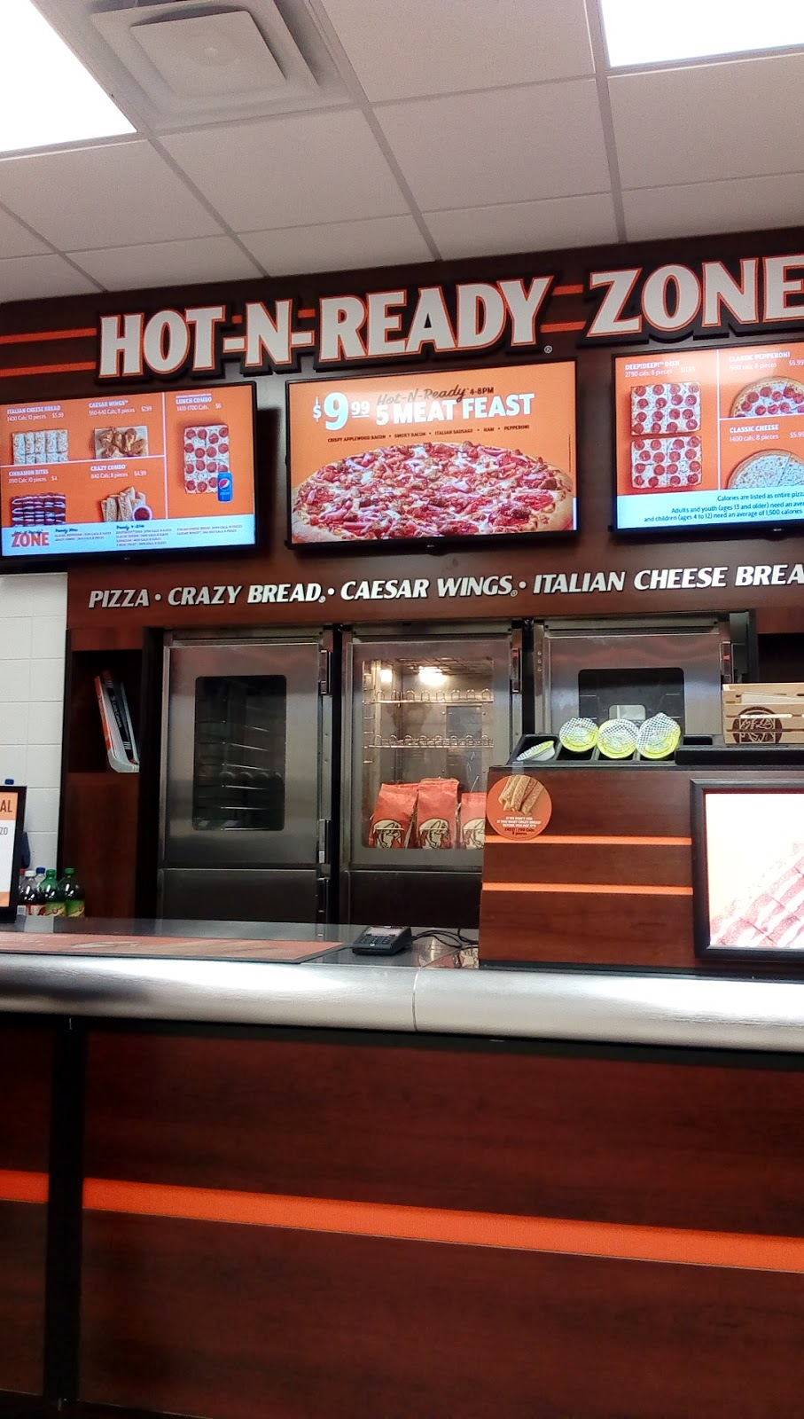 Little Caesars Pizza | meal delivery | 1515 King St E, Cambridge, ON N3H 3R6, Canada | 5196500405 OR +1 519-650-0405