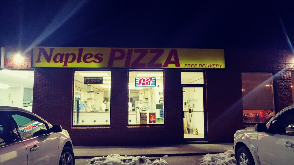 Naples Pizza | meal takeaway | 175 King St W, Harrow, ON N0R 1G0, Canada | 5197380800 OR +1 519-738-0800