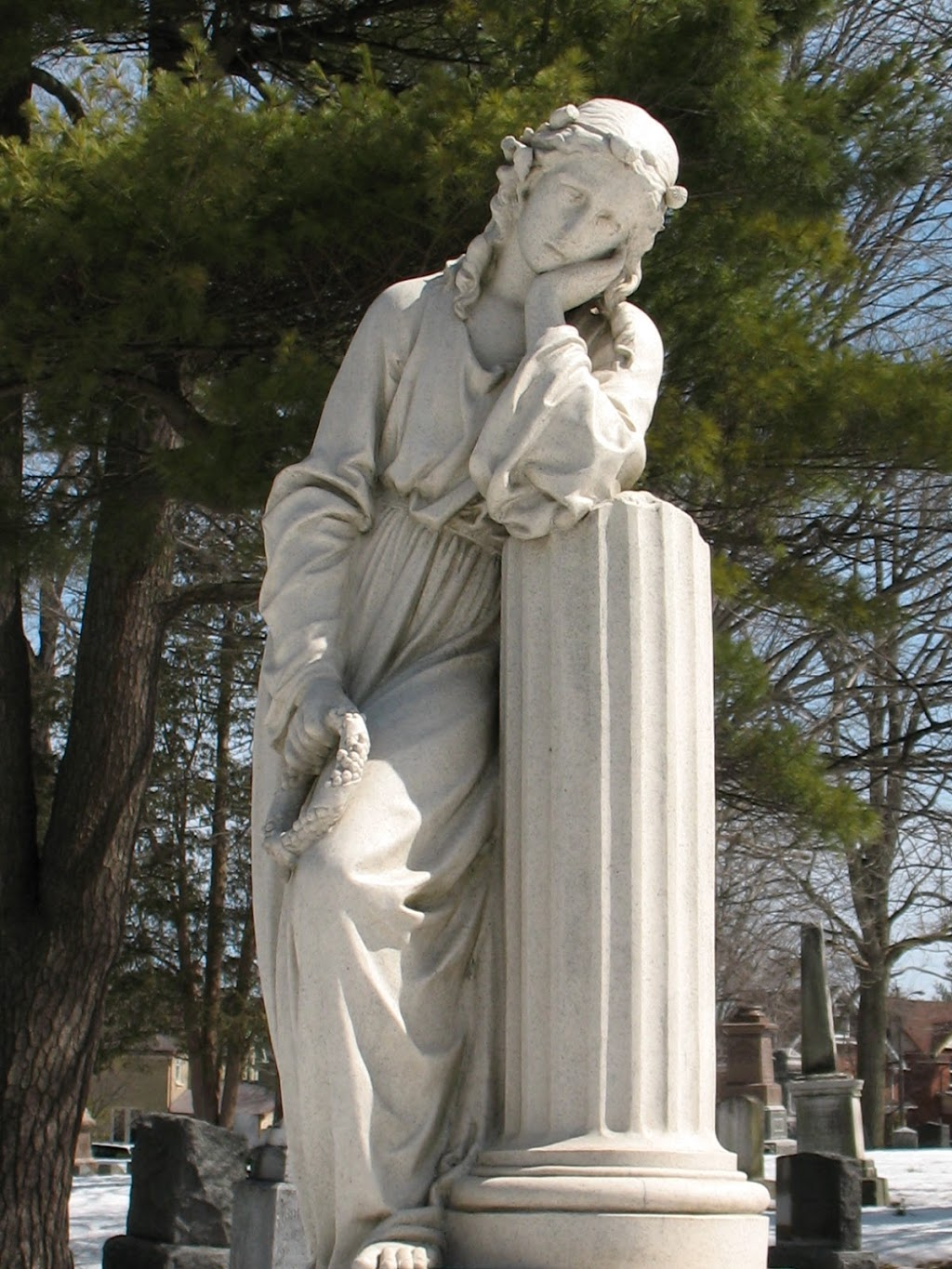 Mount Hope Cemetery | cemetery | 83 Roger St, Waterloo, ON N2J 4A8, Canada | 5197412880 OR +1 519-741-2880