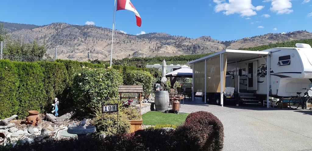 Island View RV Resort   campground   5005 Lakeshore Dr, Osoyoos, BC V0H 1V6, Canada   2504957696 OR +1 250-495-7696