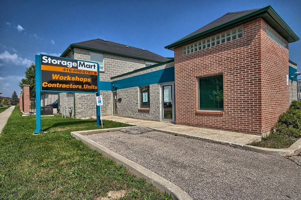 StorageMart | storage | 375 Middlefield Rd, Scarborough, ON M1S 5A9, Canada | 4166988787 OR +1 416-698-8787
