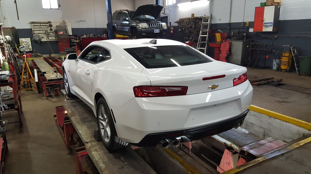 Putneys Brake and Alignment Service | car repair | 574 Wentworth St N, Hamilton, ON L8L 5X3, Canada | 9055224621 OR +1 905-522-4621