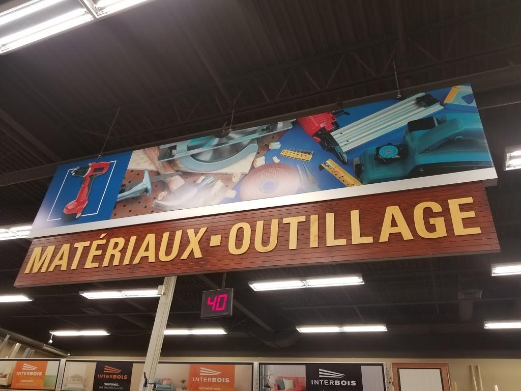 Canac | hardware store | 1230 Boulevard Louis-XIV, Québec, QC G2L 1M2, Canada | 4186280450 OR +1 418-628-0450