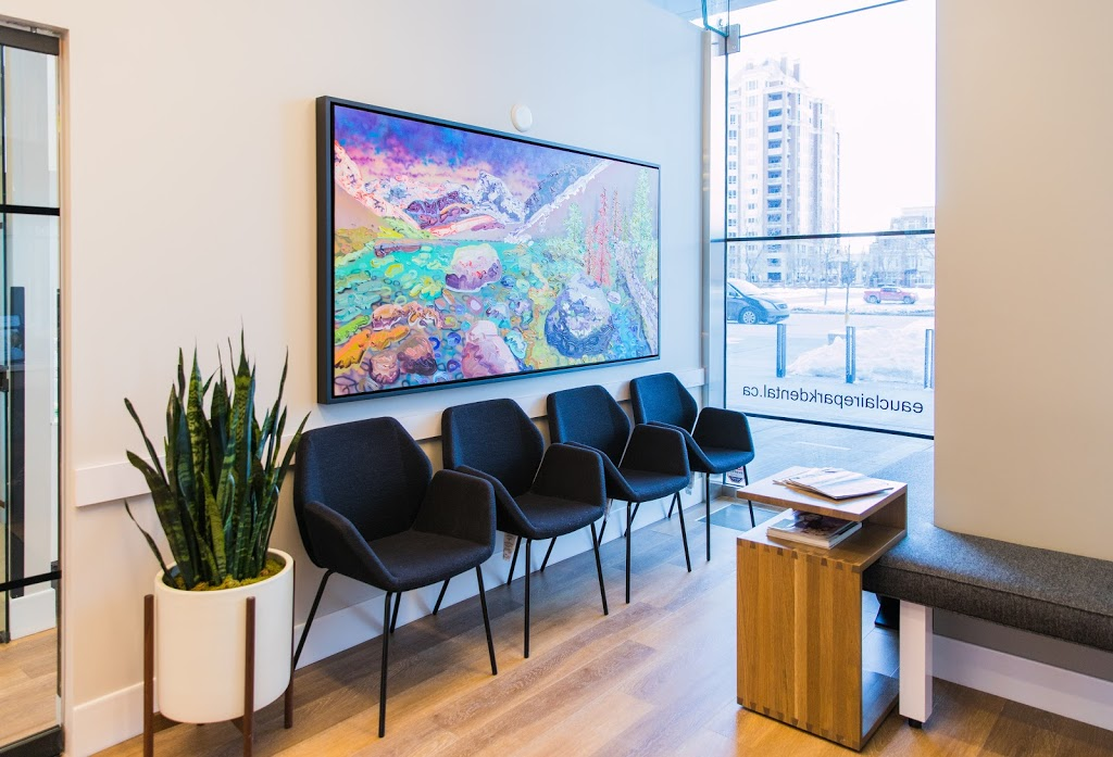 Eau Claire Park Dental   dentist   631 2 Ave SW, Calgary, AB T2P 1N9, Canada   4032636340 OR +1 403-263-6340