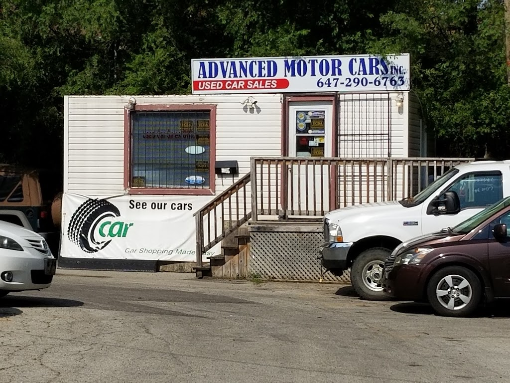 Advanced Motor Cars Inc. | car dealer | 799 Brimley Rd, Scarborough, ON M1J 1C9, Canada | 9057828735 OR +1 905-782-8735
