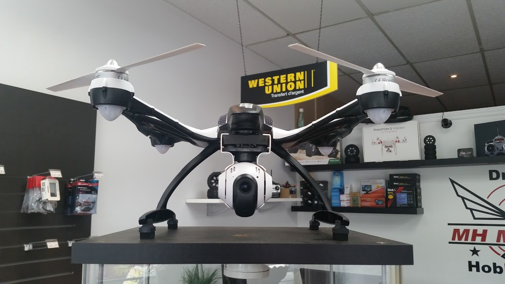 MH Mobile Hobby Shop - Drones & Voitures RC - Electronics