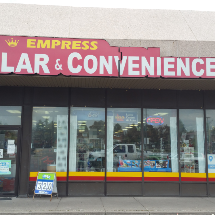 Empress Dollar & Convenience and Helium Balloon   home goods store   2563 Major MacKenzie Dr W, Maple, ON L6A 2E8, Canada   9054178200 OR +1 905-417-8200