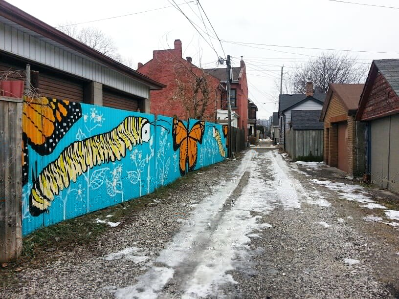 Gallery Alley | art gallery | Hamilton, ON L8L 4W1, Canada