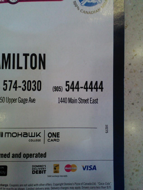 Domino's - Meal delivery   1440 Main St E Unit #2, Hamilton