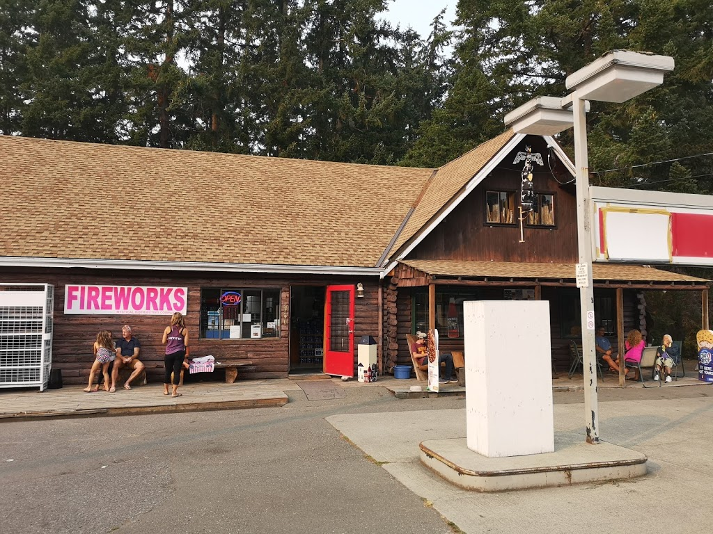Log Cabin General Store | convenience store | 1000 Resort Dr, Parksville, BC V9P 2E3, Canada | 2502482868 OR +1 250-248-2868