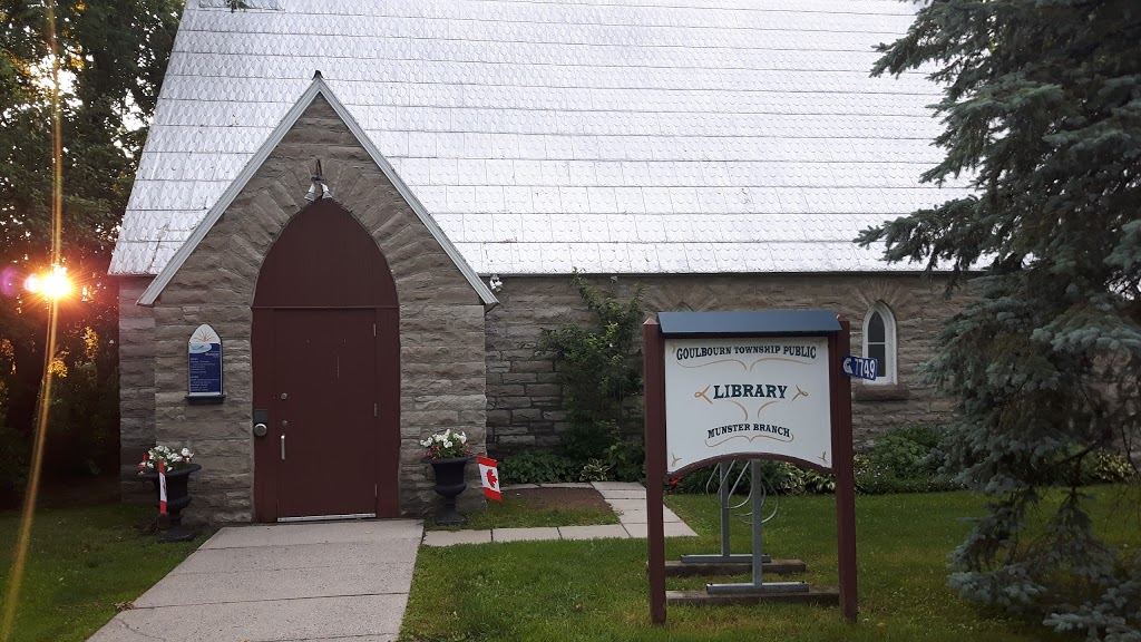 Ottawa Public Library - Munster | library | 7749 Bleeks Rd, Munster, ON K0A 3P0, Canada | 6135802940 OR +1 613-580-2940