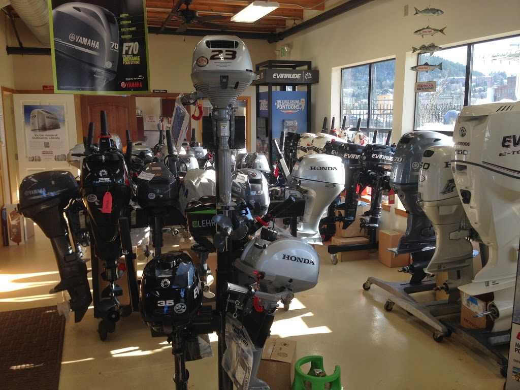 West Coast Marine Services Inc - Store | 1200 C St