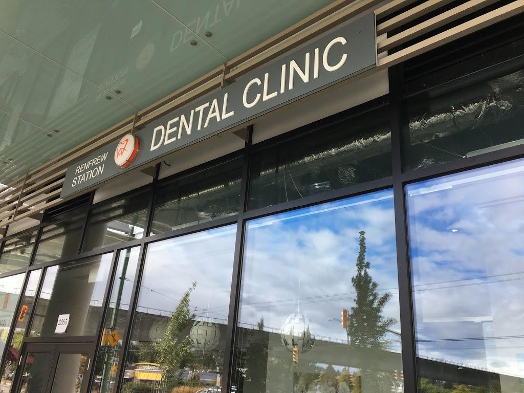 Renfrew Station Dental Clinic | dentist | 2685 Renfrew St, Vancouver, BC V5M 3K4, Canada | 6048765678 OR +1 604-876-5678