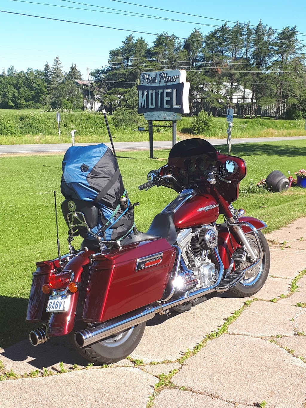 Pied Piper Motel | lodging | 19038 Nova Scotia Trunk 2, Amherst, NS B4H 3Y4, Canada | 9026670330 OR +1 902-667-0330