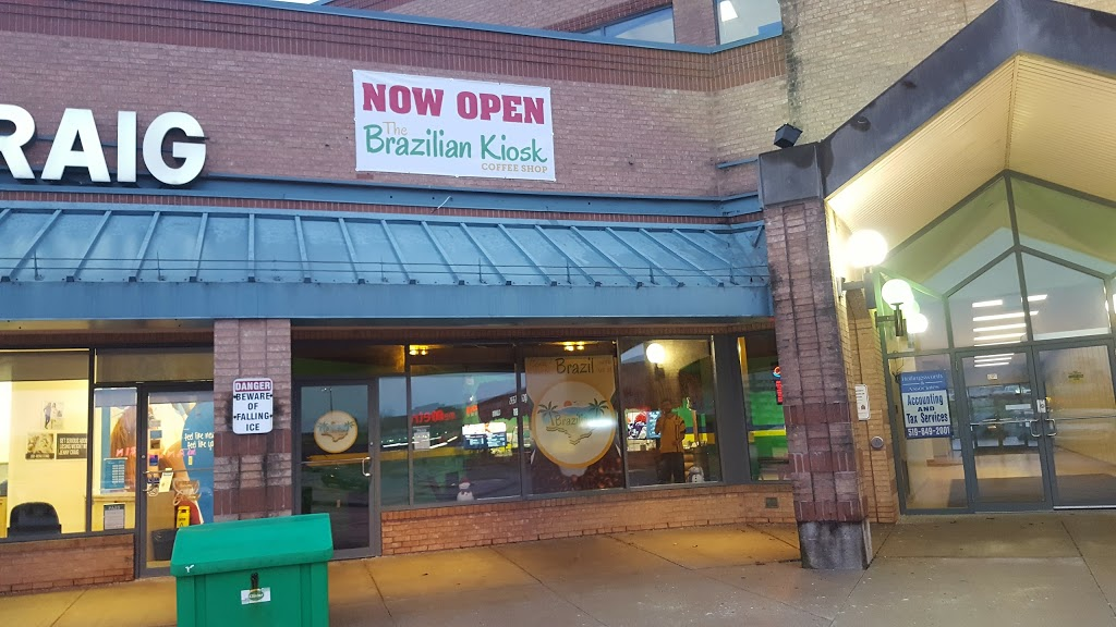 The Brazilian Kiosk | cafe | 395 Wellington Rd #4, London, ON N6C 5Z6, Canada | 5196014443 OR +1 519-601-4443