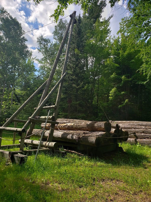 Marten River Provincial Park Logging Museum   museum   2860 Hwy 11 North, Marten River, ON P0H 1T0, Canada   7058922200 OR +1 705-892-2200