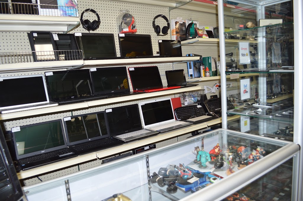 The Money Machine | electronics store | 110 Little Ave #1, Barrie, ON L4N 4K8, Canada | 7057251458 OR +1 705-725-1458