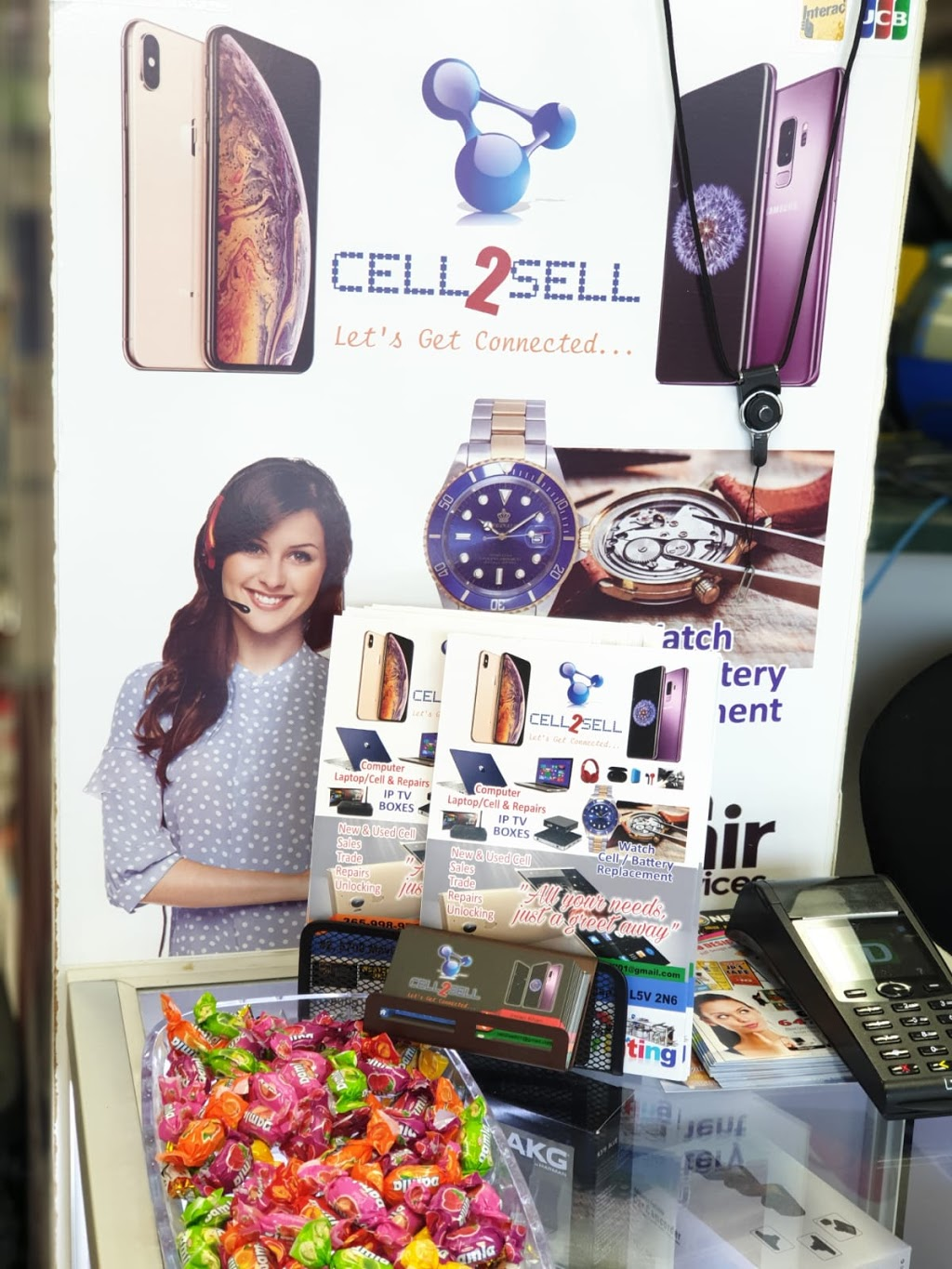 Cell2Sell | electronics store | 5700 Mavis Rd #2, Mississauga, ON L5V 2N6, Canada | 3659989786 OR +1 365-998-9786