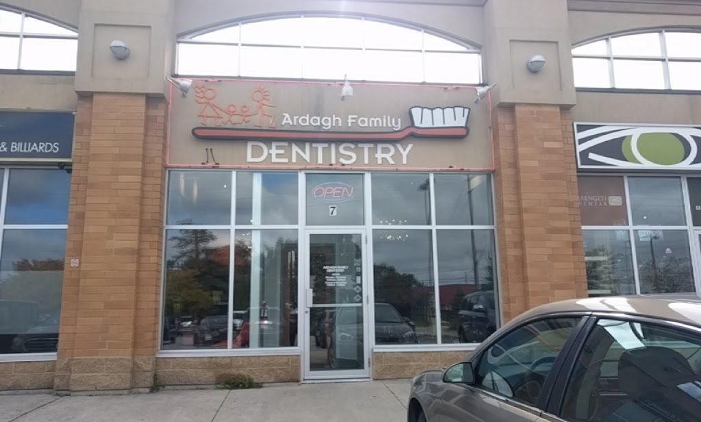 Ardagh Family Dentistry | dentist | 225 Ferndale Dr S #7, Barrie, ON L4N 6B9, Canada | 7057271122 OR +1 705-727-1122