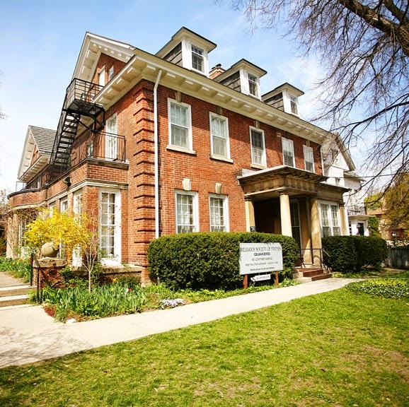 Friends House | church | 60 Lowther, Toronto, ON M5R 1C7, Canada | 4169210368 OR +1 416-921-0368