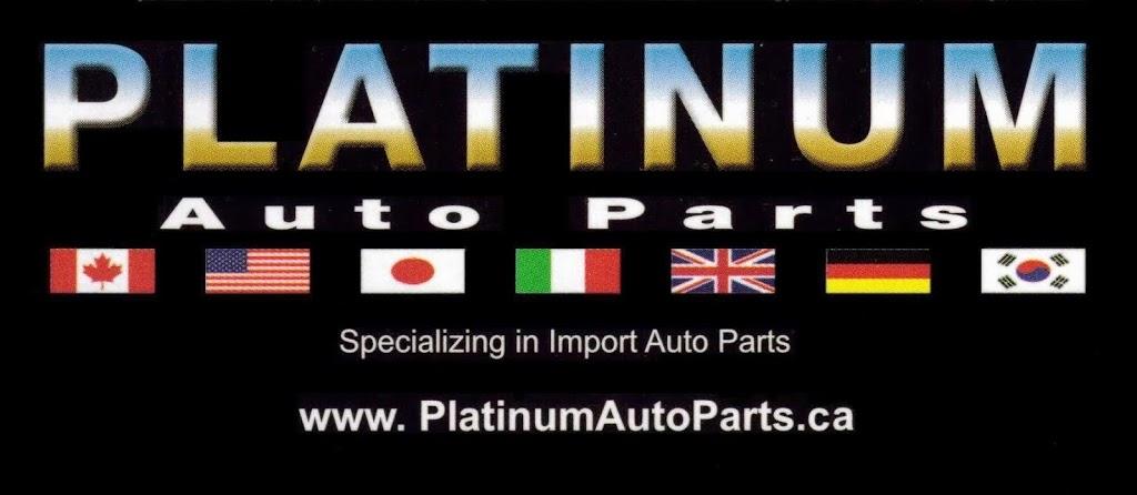 Platinum Auto Parts | car repair | 5030 Maingate Dr #14, Mississauga, ON L4W 1N5, Canada | 9056029828 OR +1 905-602-9828
